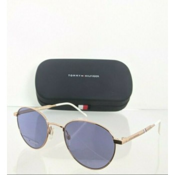 Brand New Authentic Tommy Hilfiger Sunglasses TH 1654/S RHLFQ 58mm 1649 Frame