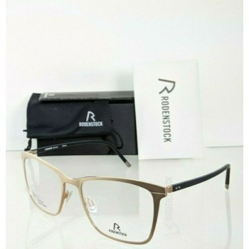 Brand New Authentic Rodenstock Eyeglasses R 8022 Masters Collection A Frame