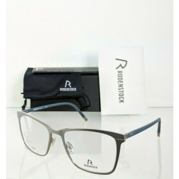 Brand New Authentic Rodenstock Eyeglasses R 8022 Masters Collection C Frame