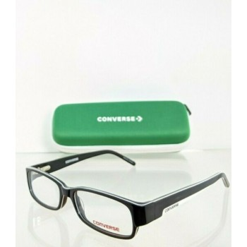 Brand New Authentic Converse Eyeglasses WHY Black 49mm Frame