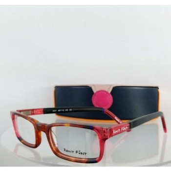Brand New Authentic RONIT FURST RF 4621 LB6 48mm Hand painted Eyeglasses Frame
