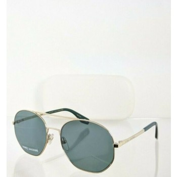 Brand New Authentic Marc Jacobs Sunglasses 327/S PEFQT Gold Frame 57mm