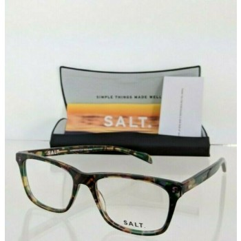 Brand New Authentic SALT Eyeglasses ANNE - MARIE TF Colored Frame 50mm