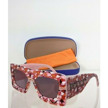 Brand New Authentic Emilio Pucci Sunglasses EP 95 66S 55mm Frame EP95