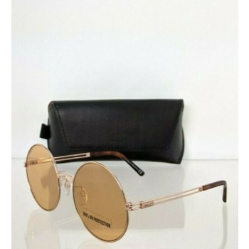Brand New Authentic Bally Sunglasses BY 0001 28E BY0001 56mm Rose Gold Frame