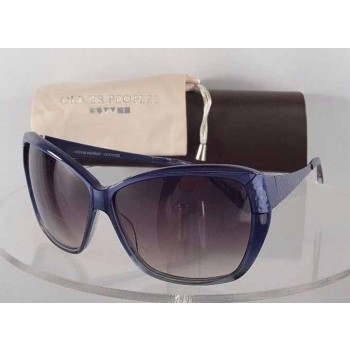 Oliver Peoples OV Skyla SAPGR Purple Sunglasses