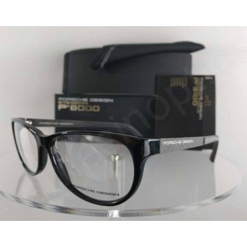 Porsche Design P 8246 A Black Eyeglasses