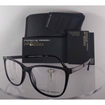 Porsche Design P 8266 A Black Eyeglasses