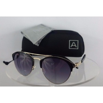 Barton Perreira Allied A001 Black Sunglasses