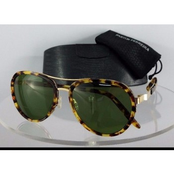 Barton Perreira Allied A060 Metal Works Tortoise Sunglasses