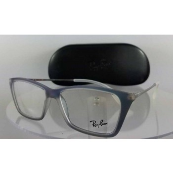 Ray Ban RB 7022 5496 Blue Eyeglasses