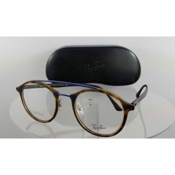 Ray Ban RB 7111 5692 Blue Eyeglasses