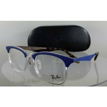 Ray Ban RB 7112 5684 Blue Eyeglasses