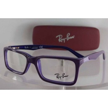 Ray Ban RB1534 3589 Purple Eyeglasses