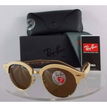 Ray Ban RB4246 1179/57 Gold Sunglasses