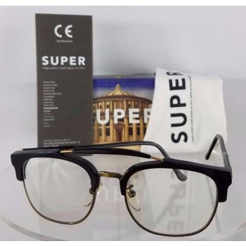 Retrosuperfuture 614 0T Black Eyeglasses