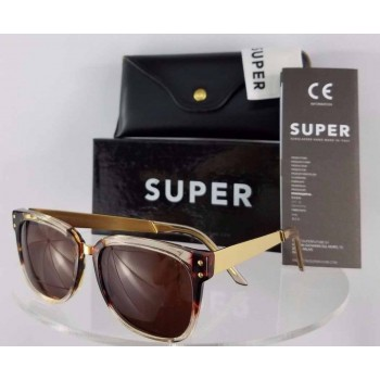 Retrosuperfuture 881 3A Brown Sunglasses