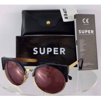 Retrosuperfuture B4D M5 Gold Sunglasses