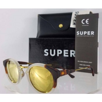 Retrosuperfuture N3X AG6 Brown Sunglasses