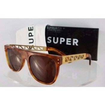 Retrosuperfuture UL6 3T Brown Sunglasses