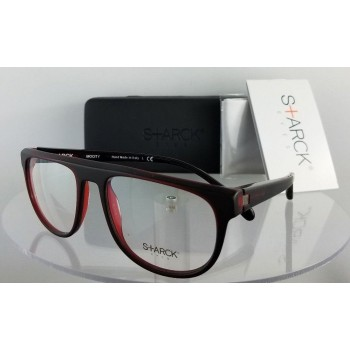 STARCK EYES SH 3020 0003 Red Eyeglasses