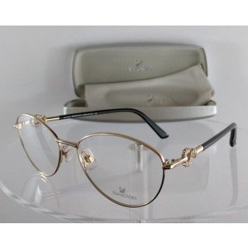 Swarovski Betty Lou SW 5054 032 Gold Eyeglasses