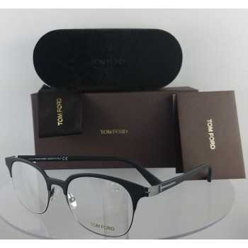 Tom Ford FT 5347 001 Black Eyeglasses
