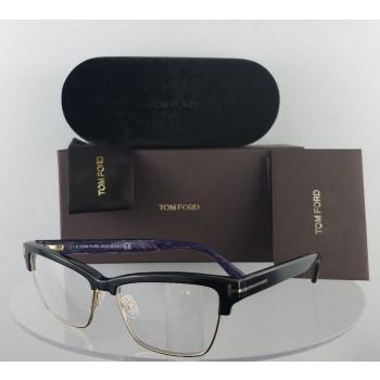 Tom Ford FT 5364 005 Black Eyeglasses