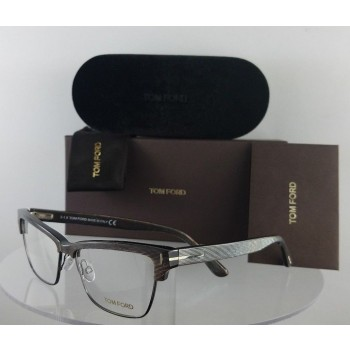 Tom Ford FT 5364 020 Grey Eyeglasses