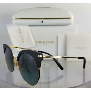 Boucheron BC0039S 001 Black Sunglasses