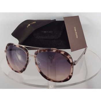 Tom Ford FT 469 55B Pink Sunglasses