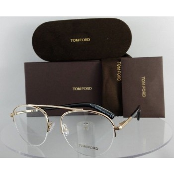 Tom Ford FT 5451 028 Black Eyeglasses