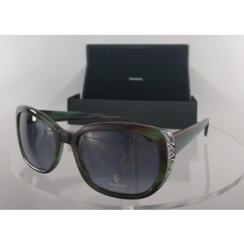 Vera Wang Nevela SF Tortoise Sunglasses