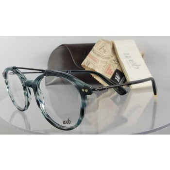 Web WE 5204 092 Blue Eyeglasses