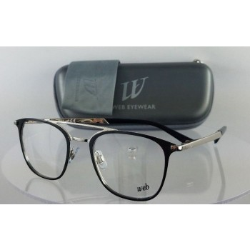 Web WE 5241 016 Black Eyeglasses