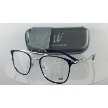 Web WE 5241 080 Brown Eyeglasses