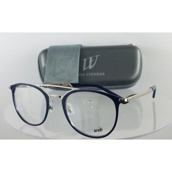 Web WE 5243 016 Brown Eyeglasses
