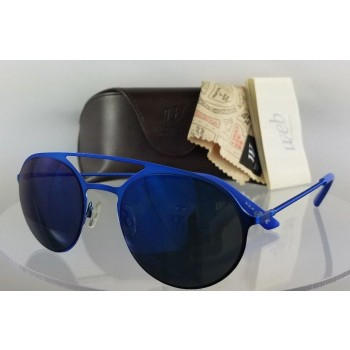 Web WE 0137 91X Blue Sunglasses