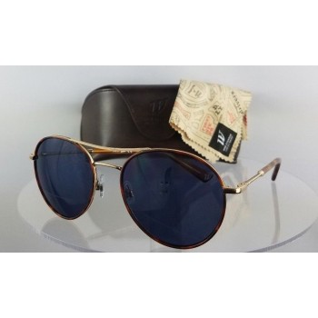 Web WE 0162 32P Gold Sunglasses