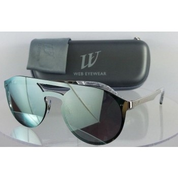 Web WE 0182 18C Silver Sunglasses