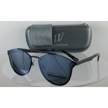 Web WE 0189 02C Black Sunglasses