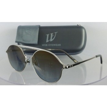 Web WE 0198 16F Silver Sunglasses