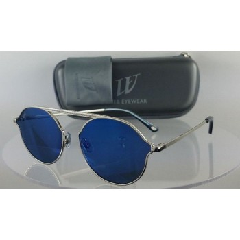 Web WE 0198 16X Silver Sunglasses