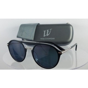 Web WE 0204 20X Blue Sunglasses