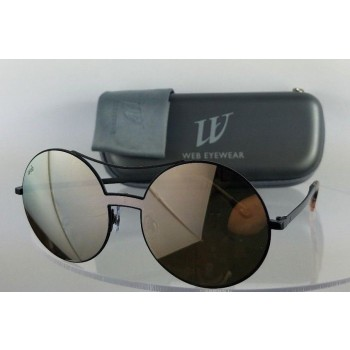 Web WE 0211 02G Black Sunglasses
