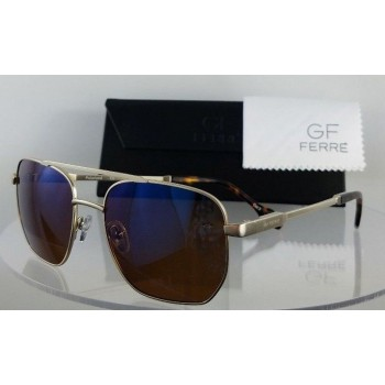 Gianfranco Ferre GF1125 002 Gold Sunglasses