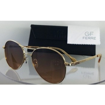 Gianfranco Ferre GF1139 002 Gold Sunglasses