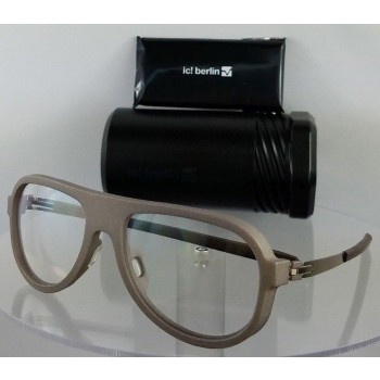 ic! Berlin Romer Bronze Eyeglasses