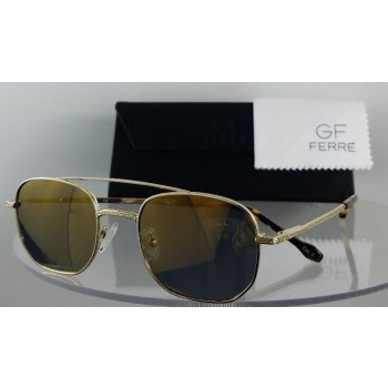 Gianfranco Ferre GFF 1120 000 Gold Sunglasses