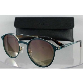 Guess GU6921 88F Green Sunglasses